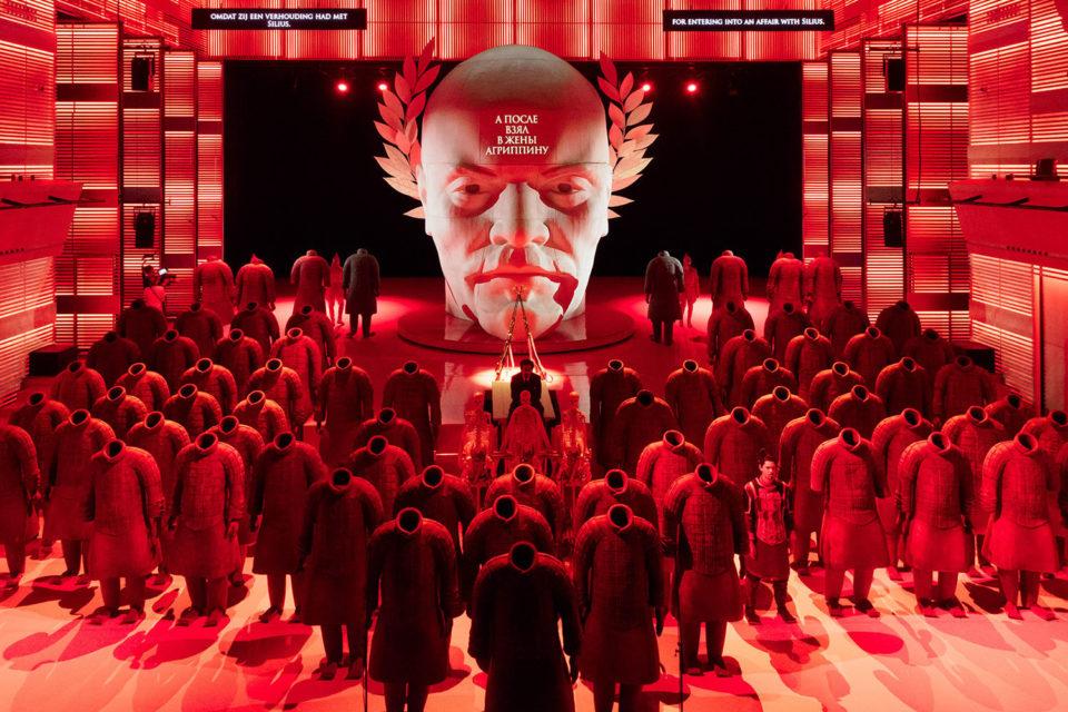 Опера «Октавия. Трепанация»